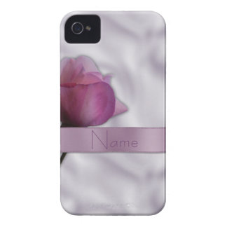 Silk and Rose iPhone 4 Case
