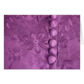 Silk Blouse Details Card