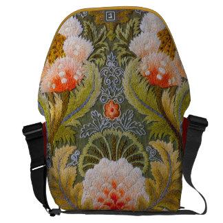Silk Boho Messenger Bag