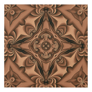 Silk Copper Panel