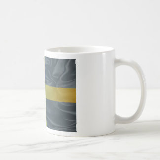 Silk Flag of Saint David Of Wales Coffee Mug
