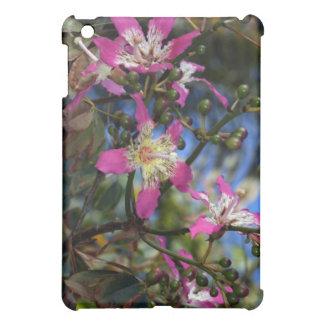 Silk Flower iPad Mini Cover