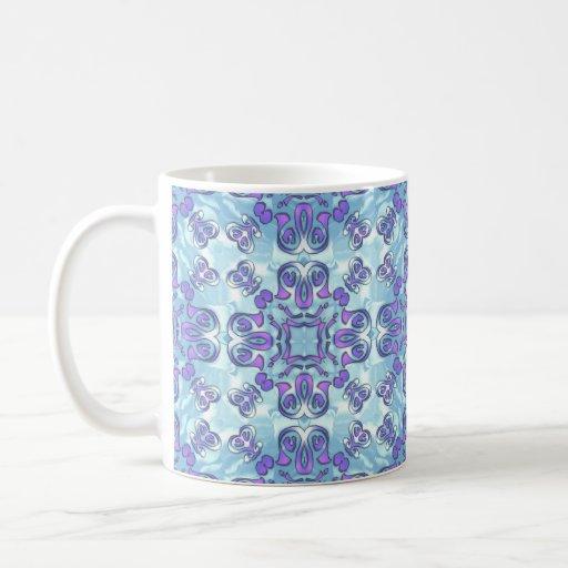Silk Graffiti Classic White Coffee Mug