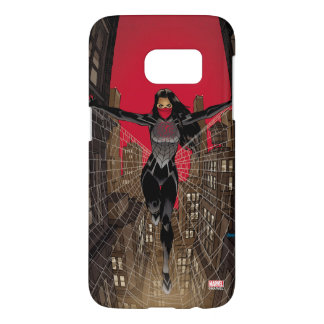 Silk In Web Samsung Galaxy S7 Case