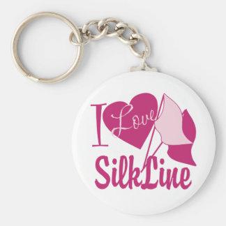 Silk Line Keychain