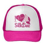 Silk Line Trucker Hat