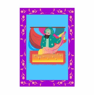 silk merchant cutout
