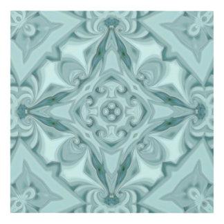 Silk Mint Panel