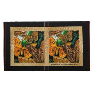 Silk Moth iPad Folio Case