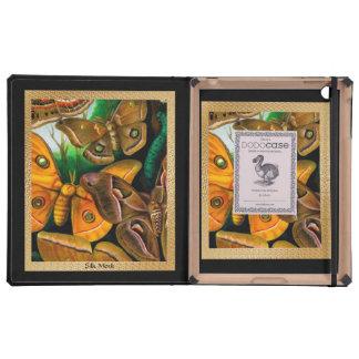 Silk Moth iPad Case