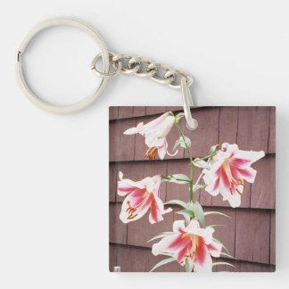 Silk Road Lily Keychain