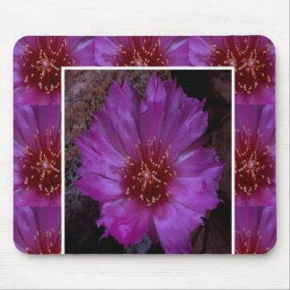 SILK Sparkle Flower Print : Goodluck Blessings Lov Mouse Pad