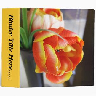 """Silk Tulip 2"""" Binder"""