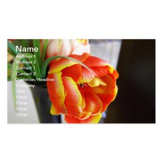Silk Tulip Business Card