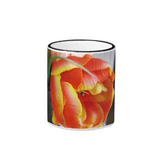 Silk Tulip Coffee Mugs