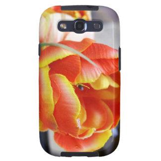 Silk Tulip Galaxy S3 Cover