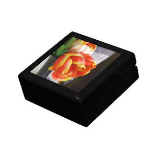 Silk Tulip Gift Box