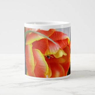 Silk Tulip Jumbo Mugs