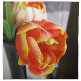 Silk Tulip Napkin