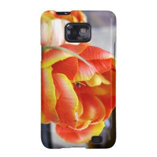 Silk Tulip Samsung Galaxy Case