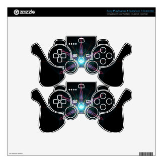 Silk Weave PS3 Controller Decal