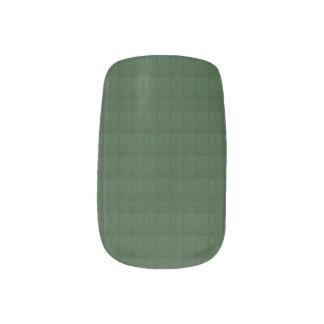 Silken Crystal Minx esthéticien clous couvertures Minx Nail Art