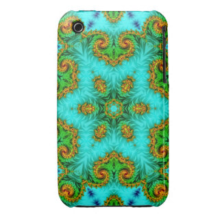 Silken Mandala Case-Mate iPhone 3 Cases
