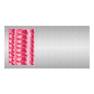Silken Silver Base n Art101 Graphic Rose Sparkle Card