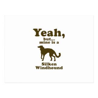 Silken Windhound Postcards
