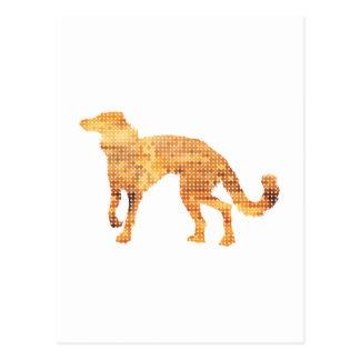Silken Windhound Post Cards