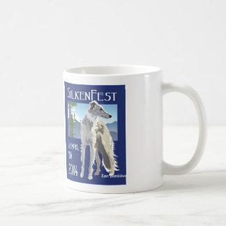Silkenfest 2014 logo mug