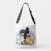 Silkie Trio Crossbody Bag