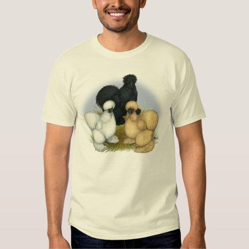 Silkie Trio Tee Shirt