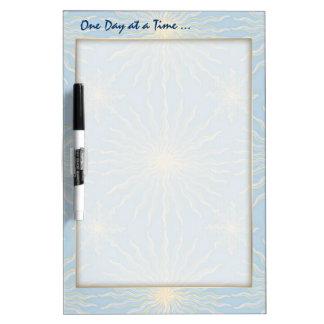 Silktones Sunstar ODAT seca al tablero del borrado Tablero Blanco