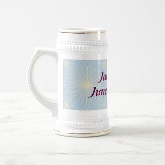Silktones Sunstar Wedding Coffee Mugs