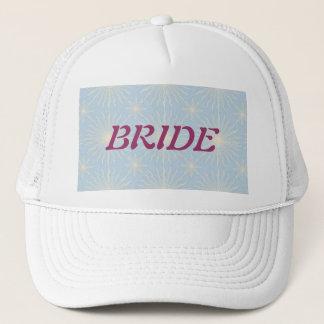 Silktones Sunstar Wedding Trucker Hat