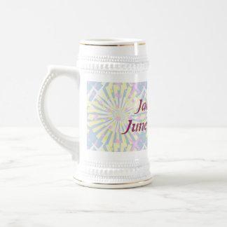 Silktones Whirlies Wedding Mug