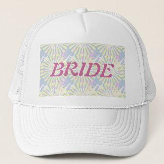 Silktones Whirlies Wedding Trucker Hat