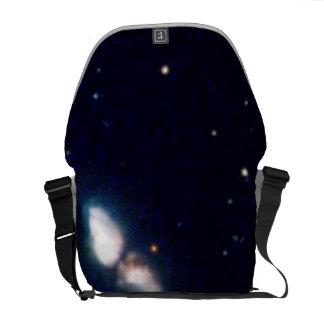 Silkworm Nebula (IRAS 17441-2411) Messenger Bags