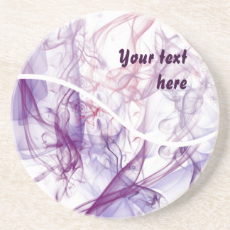 Silky Abstract Coasters