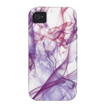 Silky Abstract iPhone 4/4S Cover