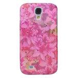 Silky Azaleas Galaxy S4 Covers
