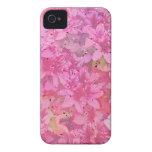 Silky Azaleas iPhone 4 Covers