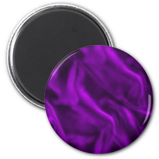 Silky Purple Fridge Magnets
