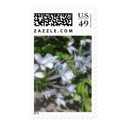 Silky Soft Plumbago Stamps