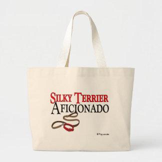 Silky Terrier Canvas Bag