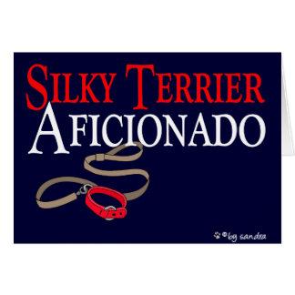 Silky Terrier Card