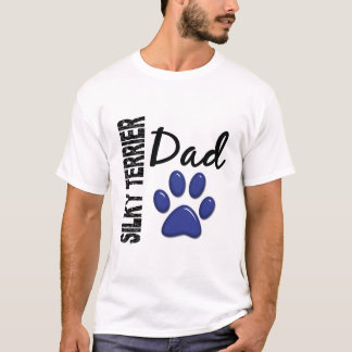 Silky Terrier Dad 2 T-Shirt
