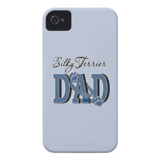 Silky Terrier DAD Case-Mate iPhone 4 Cases