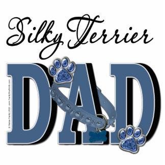 Silky Terrier DAD Photo Cutout